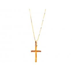 Złoty krzyżyk