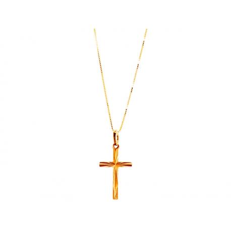Złoty krzyżyk: G-P008