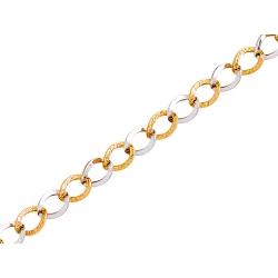 Bransoleta złota: G-B008