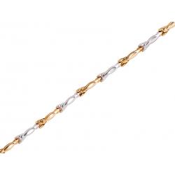 Bransoleta złota: G-B015