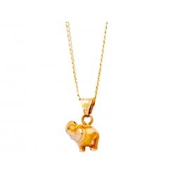 Złoty słonik: G-P039