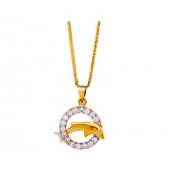 Złoty delfinek: G-P046