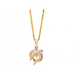 Złoty delfinek: G-P048