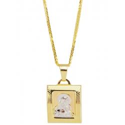 Złoty medalik - G-P053