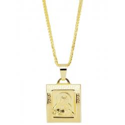 Złoty medalik - G-P061