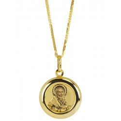 Złoty medalik - G-P062