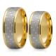 Obrączki złote PZ Stelmach numer wzoru: PZS-165