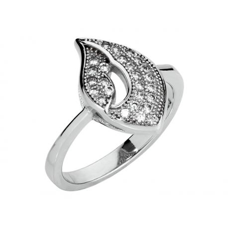 Pierścionek srebrny: SGR026