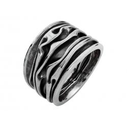 Pierścionek srebrny: SGR031